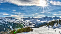 Skidorter att upptäcka i vinter