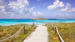 Besök Formentera, Ibizas avslappnade och vackra syster-ö.