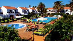 Parquemar bungalower i Playa del Inglés.