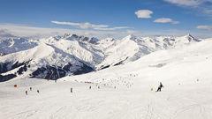 Mayrhofen, Österrike.