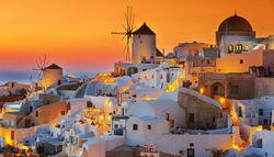 Santorini – romantikens ö