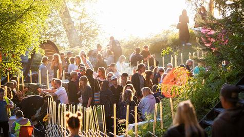 Gagnef Festival Skankaloss